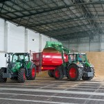 Fendt 500 Vario met fronlader te koop voor landbouw en agrarisch