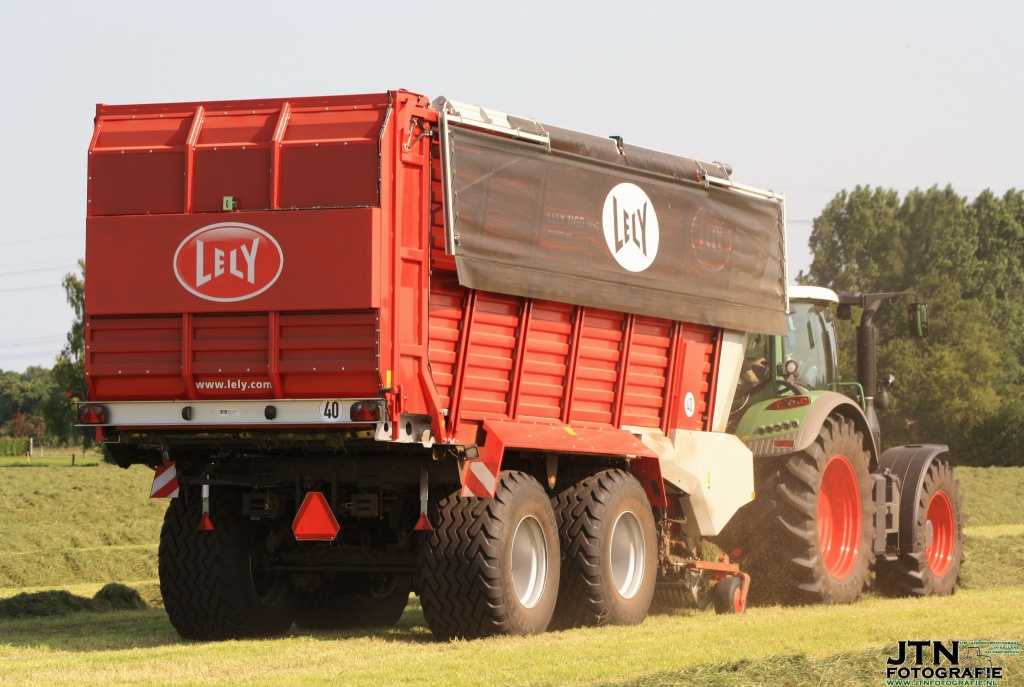 Demo Tigo XR met Fendt 716 (2)