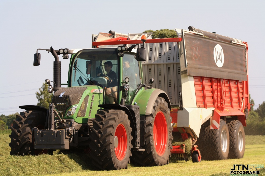 Demo Tigo XR met Fendt 716