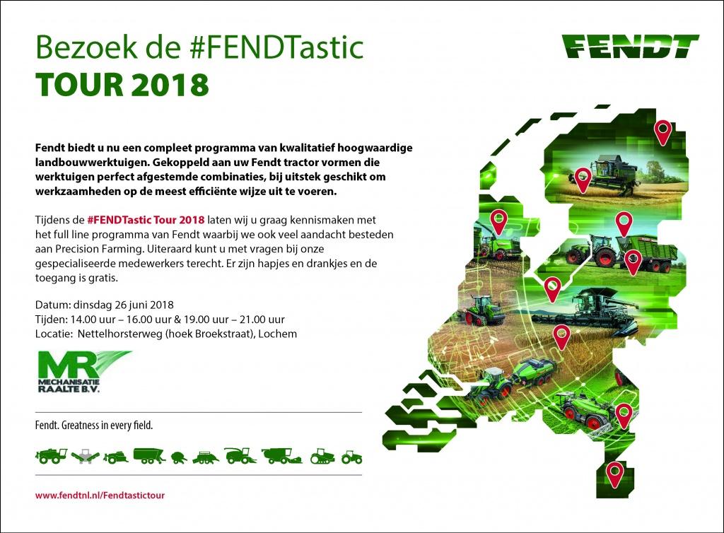 Fendt tastic tour